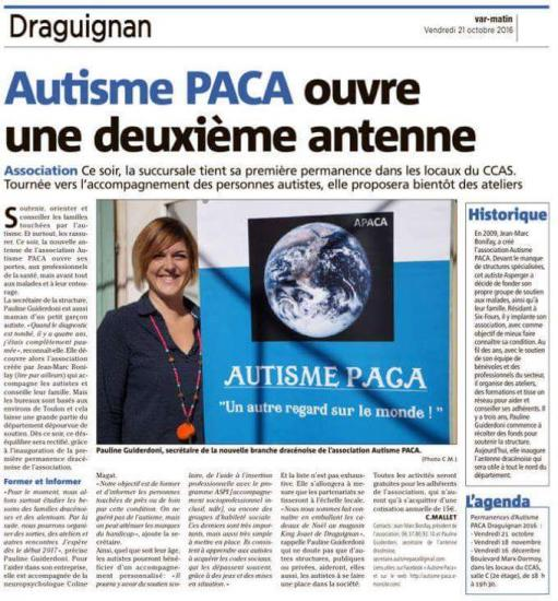Article var matin 21oct 2016 daguignan