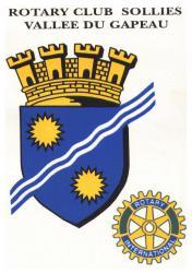 Logo rotary vallee du gapeau