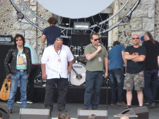 Photo de moi festival rock