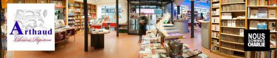 Photo librairie arthaud